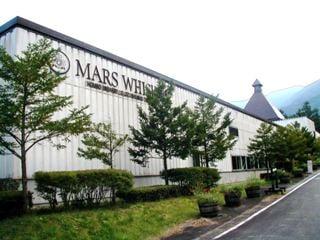 マルスウイスキー信州工場1