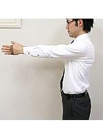 『フォーグ』を使って腕振り運動