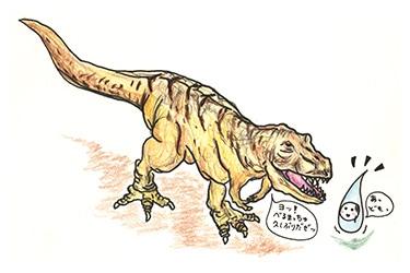 白亜紀の恐竜
