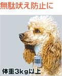 【犬のしつけに】ジェットケア ミニ 体重3kg以上に最適