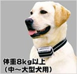 【犬のしつけに】ジェットケア スタンダード 体重8kg以上に最適
