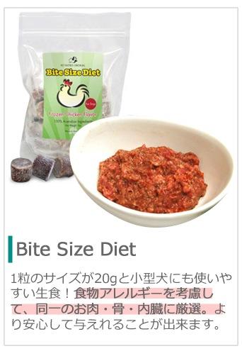 Bite Size Diet