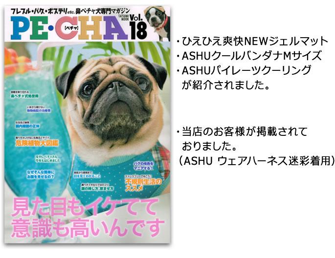 「PE・CHA Vol.18