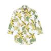 アロハシャツ七分袖[男女兼用][チトセ製品] EP8303