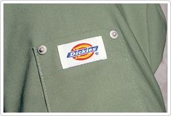 ディッキーズロゴ入りポケット
