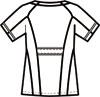 FO-2012CR バックスタイルイラスト