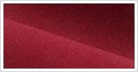 双糸使いのしっかりとした織物。綿35%でやさしく、適度な吸水性があります。