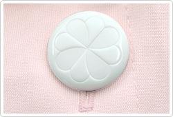第1ボタンは、病院のマークや、好きなデザインを別注にて取り入れることができます。