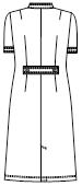 CA-1777 バックスタイルイラスト
