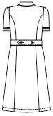 CF-4837 バックスタイルイラスト