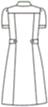 CF-4877 バックスタイルイラスト