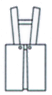 CWE-2660 バックスタイルイラスト