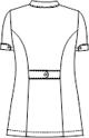 EH-3762 バックスタイルイラスト