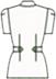 FE-4512 バックスタイルイラスト
