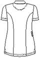 FH-2342 バックスタイルイラスト