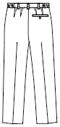 SF-4753 バックスタイルイラスト