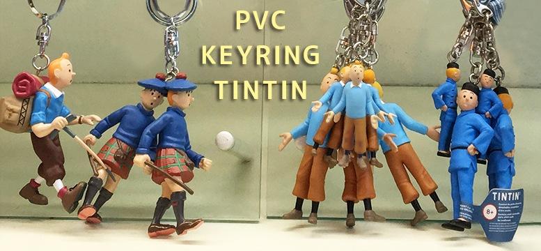 PVCキーリング