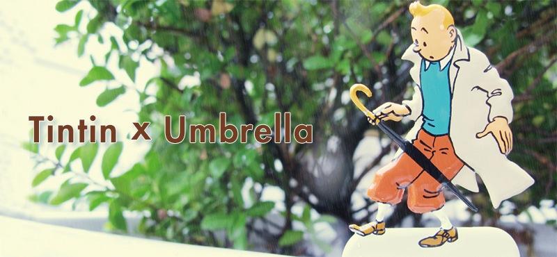 雨の日傘特集