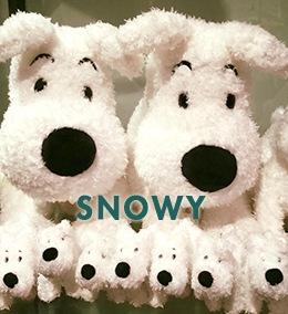 snowyぬいぐるみ各種