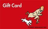 タンタンギフトカード