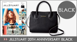 JILLSTUART 20TH ANNIVERSARY BLACK