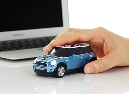 CLICK CAR MOUSE