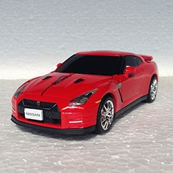CLICK CAR MOUSE(クリックカーマウス)/GT-R R35