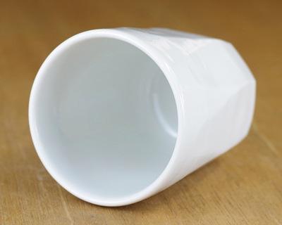 白磁 湯呑み