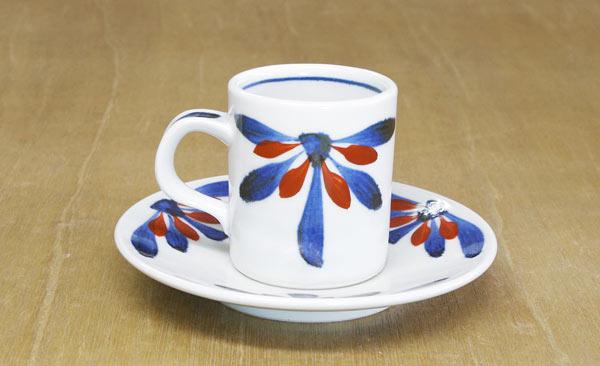 砥部焼き デミタスカップ