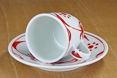 梅山 コーヒーカップ