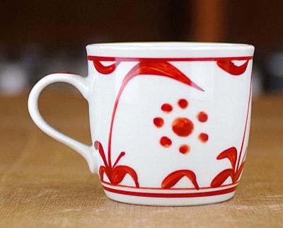 砥部焼き コーヒーカップ