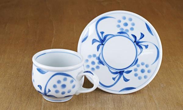 梅山窯 コーヒーカップ