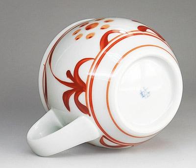 梅山窯のモーニングカップ