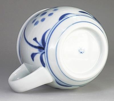 梅山窯 コーヒーカップ 太陽文