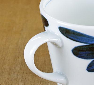 コーヒーカップ 取っ手