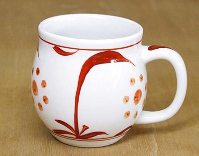 砥部焼 大きなマグカップ