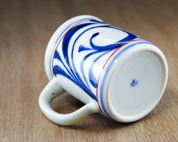 マグカップ 砥部焼