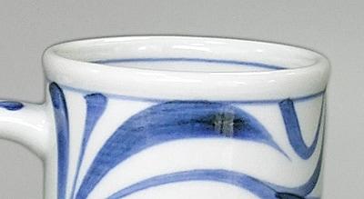 マグカップ 玉縁