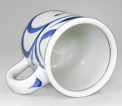 唐草 マグカップ