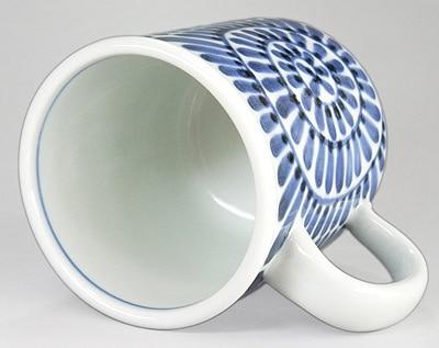 梅山窯 マグカップ