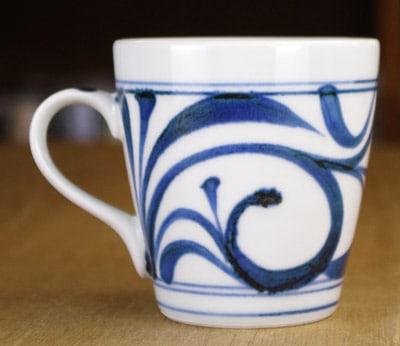 梅山 ミルクカップ マグカップ