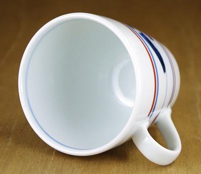 マグカップ 内側