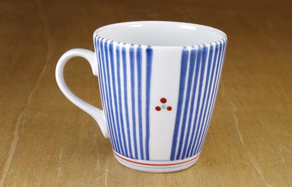 砥部焼き 梅山窯 マグカップ