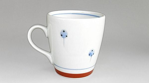 砥部焼 マグカップ ミルクカップ