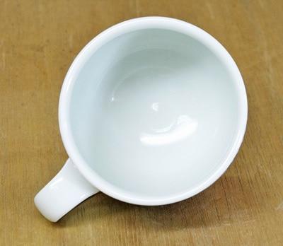ミルクカップ 内側