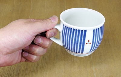 砥部焼き マグカップ ミルクカップ