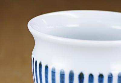 ミルクカップ 反り