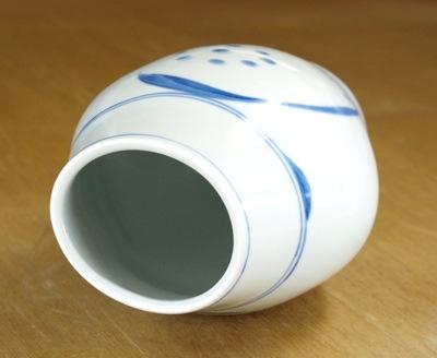 梅山窯 太陽 花瓶