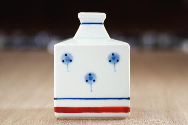 梅山窯 砥部焼き 一輪挿し たんぽぽ 花瓶
