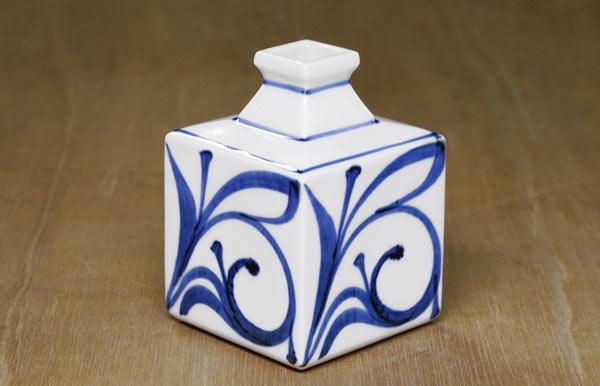 花瓶 角瓶 一輪挿し
